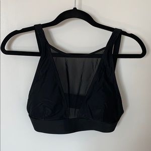 2/$10: F21 High Neck Mesh Bikini Top